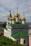 Kościół St John baptysta. Rosja. Fotografia Royalty Free