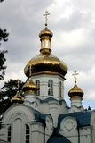 Kościół St Luke Archbishop Simferopol i Krymski, spowiednik fotografia royalty free