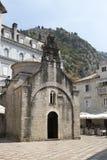 Kościół St Luke w mieście Kotor, Montenegro Fotografia Royalty Free