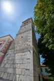 Kościół St Martin w SeÅ ¾ Ana, Slovenia fotografia stock