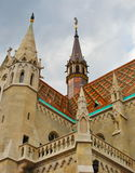 Kościół St. Matthias Fotografia Royalty Free