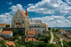 Kościół St. Nicholas. Obrazy Royalty Free