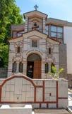 Kościół St Nicholas w Sozopol, Bułgaria obrazy stock