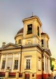 Kościół St Nicholas w Tallinn Obraz Stock