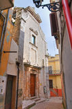 Kościół St. Orsola. San Giovanni Rotondo. Włochy. fotografia stock