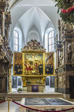 Kościół St Peter i Paul Weimar, Thuringia Fotografia Royalty Free