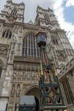 Kościół St Peter przy Westminister, Londyn, Anglia, Wielki Brytania Fotografia Royalty Free