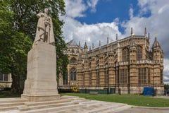 Kościół St Peter przy Westminister, Londyn, Anglia, Wielki Brytania Obrazy Stock