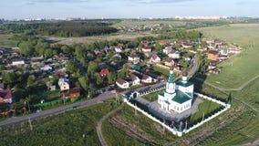 Kościół St Sergius Radonezh, Tarasovo Zdjęcie Stock
