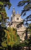 Kościół St Vincent w Blois obrazy stock