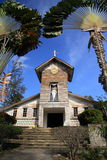 kościół stary Zdjęcia Stock