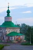 kościół stary Obrazy Royalty Free
