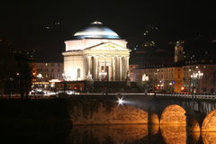 kościół Torino zdjęcie stock