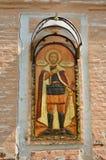 Kościół transfiguracja w Sadovnya, Alexandrov, Vladimir region, 1742 roku Elementy arhitecture Fotografia Royalty Free