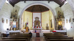 kościół w środku obraz royalty free