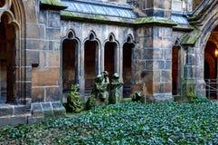 Kościół w Albrechtsburg w Meissen Fotografia Royalty Free