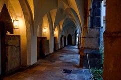 Kościół w Albrechtsburg w Meissen Zdjęcie Royalty Free