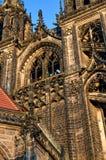 Kościół w Albrechtsburg w Meissen Obrazy Stock