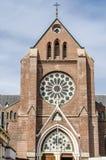 Kościół w Alkmaar holandie zdjęcie stock
