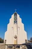 Kościół w BălÈ› ja, Moldova fotografia stock