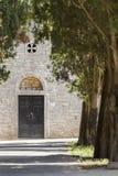 Kościół w Brijuni Fotografia Royalty Free