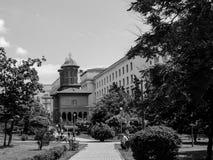 kościół w bukareszcie, Zdjęcie Royalty Free