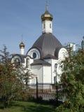 Kościół w dniu obrazy stock