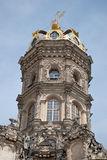 Kościół w Dubrovitsy, Moskwa region, Rosja Obraz Stock