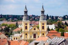 Kościół w Eger Obraz Stock