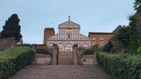 Kościół w Florence, Italy zdjęcia stock