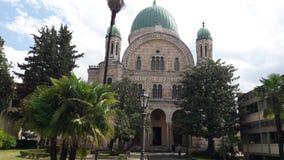 Kościół w Florencja Zdjęcie Royalty Free