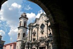 Kościół w Havana Obrazy Stock