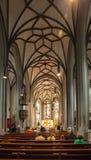 Kościół w Imst fotografia royalty free