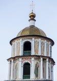 Kościół w Irkutsk, federacja rosyjska fotografia stock