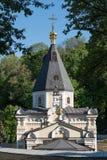 Kościół w Lavra Zdjęcia Stock