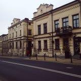 Kościół w Lublin Zdjęcia Royalty Free