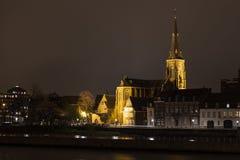 Kościół w Maastricht Zdjęcia Royalty Free
