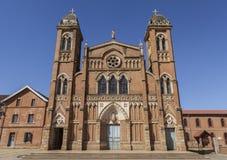 Kościół w Madagascar Zdjęcie Royalty Free