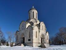 Kościół w Moskwa Zdjęcia Stock