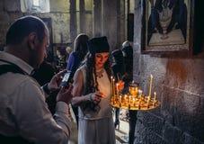 Kościół w Mtskheta Zdjęcie Stock
