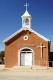 Kościół w Nowy Meksyk Obrazy Stock