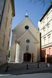 kościół w Opolskim, Polska Obraz Stock