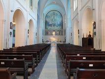 Kościół w Panamskim mieście Zdjęcie Royalty Free