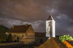 Kościół w Pernà ¡ Zdjęcia Stock