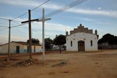 Kościół w Petrolina w Brazylia obraz royalty free