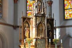 Kościół w południowym Germany Obraz Stock