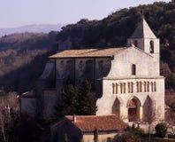 Kościół w Provence zdjęcie royalty free