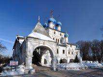Kościół w Rosja Zdjęcia Stock