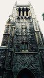 Kościół w słoniu i kasztelu Obraz Royalty Free