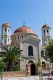 Kościół w Saloniki, Macedonia, Grecja Fotografia Royalty Free